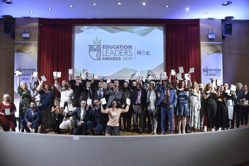 των Education Leader Awards